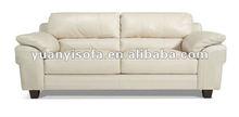 YYL2021 White leather sofa suite, modern sofa set, leather sofas