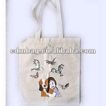 2012 cotton shopping bag