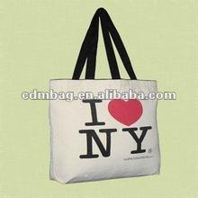 2012 cotton shoping bag