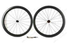 New!! ergonomic design carbon fiber road bike wheels