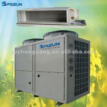 heatpump general air conditioner mural decorative water coolers