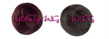 2014 new style bun hairpieces