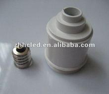 Manufactory Price tin -soldering E12 lamp base adapter