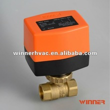electric motor operated valve