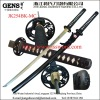 Handmade samurai sword katana japanse sword JK254BK-MC