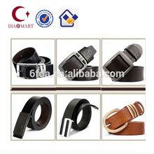Factory OEM design leather belts for man,belt leather
