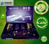 HOT high quality 12V/24V,35W/55W,osram H4-2 hid fog lamp all in one hid kit