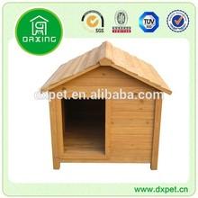 HF Pet-Wooden Dog House Wooden Dog Kennel