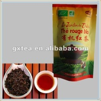 Aluminum Foil Bag Famous Organic Black Tea