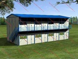 India prefabricated house, prefabricated house,prefabricated home
