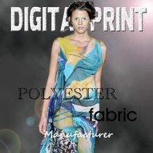moda poliestere chiffon abbigliamento casual stampa digitale z5
