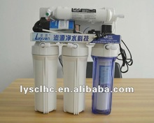 High quality drinking water best selling ro water purifier / pure water ro system LYRO-F2 with UV