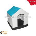 Big plastic garden dog house