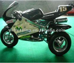 Three Wheel Gas Racing motorcycle