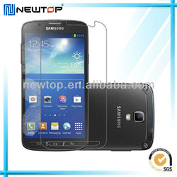 Newtop best transparent screen protector for GALAXY S4 Active I9295