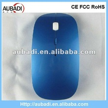 Shenzhen Best Selling Cheap Flat Wireless Mouse