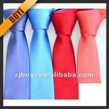 Vibrant Polyester Cheap Skinny Ties For Men