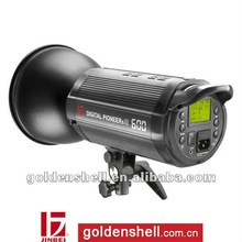 Jinbei DPSIII Series Profissional Studio Flash with Large LCD and Remote Control, Studio Equipment, Photographic Equipment