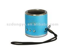 Portable hybrid speaker with USB input