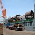 équipements de séchage pour ciment et minières