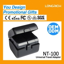 2012 2012 Hot Sale World Travel Plugs For Business Promotion -NT100