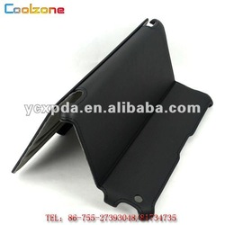 Latest leather case for new ipad mini