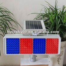 New Generation Powered Reflective Sheeting Solar Strobe Lights,Highway Safety