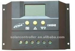 60A 12V/24V 48V LCD display solar Power controller