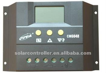 60A 12V/24V 48V LCD display solar Power controller