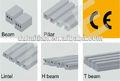 Betão pré-esforçado vigas/pré-moldados de concreto colunas& vigas máquina