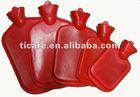 Rubber hot water bottle