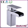 2014 new design square waterfall faucet QL-0882