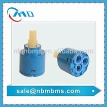 40mm Mingbo Three Holes Faucet Mixer Hi-tech Ceramic Cartridge