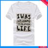 T Shirt Whilesale Cheap White T Shirt in Bulk Plain T Shirt for Printing