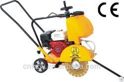 hot sale CE concrete road cutter with QF300 gasoline honda/robin/lifan diesel concrete cutter
