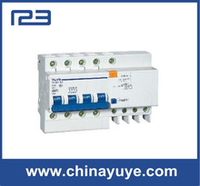 C45L rcd 4 pole earth leakage circuit breaker