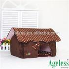 Size customized Cheap Fashion Unique dog sleeping bag pet cats house