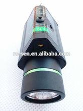 green laser tactical flashlight M6 led green laser tactical flashlight