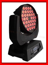 36pcs 10w RGBW 4 in 1 moving head led light/led stage light/china moving head