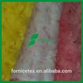 fábrica de porcelana atacado rosebud minky tecido para a roupa do cão