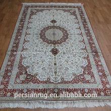 5'x8 ' Nice Handmade Persian Silk Carpet