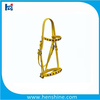 hot sale superior quality brief designed PVC horse racing bridle