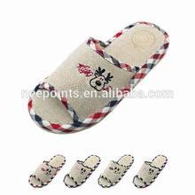 children warm slipper lovely design kids indoor slipper summer slipper