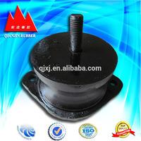 inert absorbent Rubber shock absorber