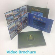 "2012 popular 2.4"" Cheap video card, lcd video card, lcd video brochure, video greeting card"