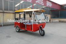 Bangladesh Popular Differential Motor Passenger Electric Trike Taxi