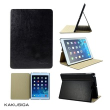 KAKU 2015 high quality leather case for ipad mini