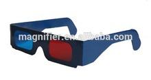 Factory direct OEM Printing Custom logo design Paper 3D Glasses