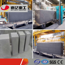 Factory price!!! high profits aac panel production line (8 lines in india)