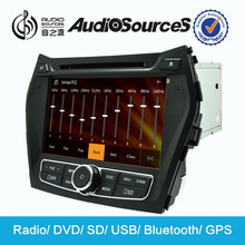 Audiosources good quality for Hyundai IX45 DVD 10 CDC BT, TV, GPS